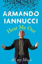 Hear Me Out, Iannucci, Armando, New condition, Book