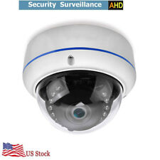 2MP 1080P 180° Degree Wide Angle AHD Dome Vandal proof CCTV Security IR Camera