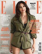 Magazine ELLE 23 juin 2017 Monica Bellucci cover Paris 3731 fashion french mode
