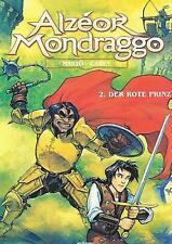 Alzéor Mondraggo 2, Arboris