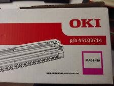 OKI Tamburo C911 C931 PN 45103714 Orginale Magenta