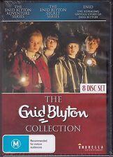 THE ENID BLYTON COLLECTION - ADVENTURE SERIES - SECRET SERIES - 8 DISC SET