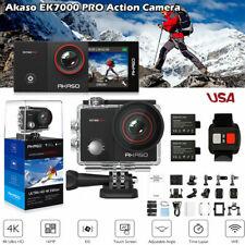 AKASO EK7000 Pro Action Camera 4K Ultra HD 16MP Wifi DV Camcorders Sports Cam