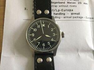 Stowa Manual Wind Flieger Watch