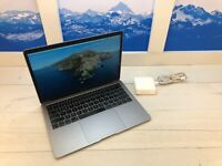 """Apple MacBook Air Touch ID 2018 13"""" Laptop 256GB 8GB RAM Space Gray"""