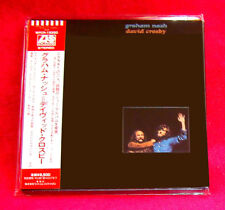 Graham Nash David Crosby MINI LP CD JAPAN WPCR-15260
