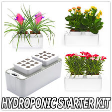 Hydroponics Smart Mini Garden Grow System Home Plants Flowers Seeds AeroGarden