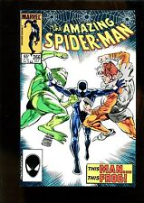 AMAZING SPIDER-MAN 266 (9.8) TOAD VS FROG MARVEL (b047)