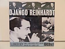 Django Reinhardt 10 CD Set Dyangology , 22918 , 2005