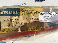 Ford Zephyr/Zodiac MK4 New Genuine (Girling) Ford clutch pipe