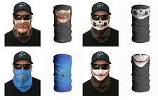 Face Mask Balaclava Scarf Neck Gaiter Fishing Shield Sun UV Headwear Bandana