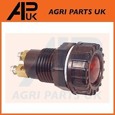 Massey Ferguson TE20 TEA20 TED20 Tractor Red Dash Charging Warning Light Lamp