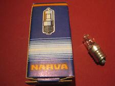 5 Stück NARVA HALOGEN HMT-E5 5,2V 0,85A E10 für Taschenlampe, Basteln usw.