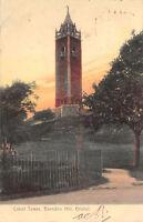 R311637 Cabot Tower. Brandon Hill. Bristol. 1906