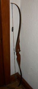 Vintage Root Shakespeare Warrior Recurve Bow