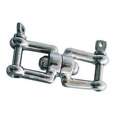 """Stainless Steel Boat Anchor Swivel Jaw & Jaw, 3/8"""""""