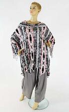Mehrfarbige Damenblusen,-Tops & -Shirts im Tuniken-Stil mit Langarm-Ärmelart ohne Mehrstückpackung