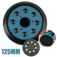 5'' inch 125mm Sanding Base and Pad with Makita Random Orbit Sander Replacement