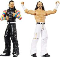 WWE MATTEL WWE Battle Pack The Hardy Boyz Includes Two 6-inch Action Figures