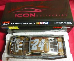 JEFF GORDON, 1/24 RCCA-ACTION ELITE, 2015 SS, AARP-DTEH ICONS  1 OF 1,524