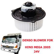 GENUINE 116340-6181 DENSO BLOWER MOTOR FOR HINO MEGA 2005