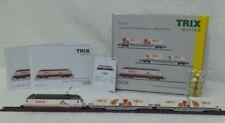 TRIX MINITRIX 11638 SBB 460 DCC SPECIAAL treinset COOP 3 del geluiden cabine LED