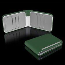 Portefeuilles porte-monnaies vert pour homme