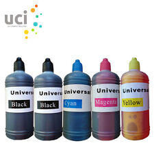 5 x 100ml Quality Printer Refill to canon ink Bottles TR7550 TR8850 TS8150