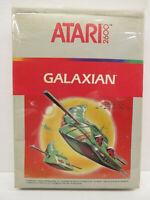 GALAXIAN - ATARI 2600 COMPLETE IN BOX Ships Fast