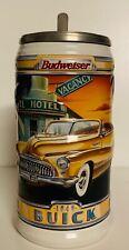 Budweiser Classic Car Series Beer Stein – 1948 Buick Roadmaster
