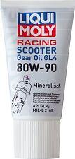 Liqui Moly Getriebeöl Motorbike Gear Oil GL 4 80W-90 Scooter 150ml 1680 1