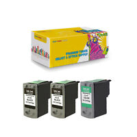 PG-40 Cl-41 (2BK + 1C) Compatible Ink Cartridge for Canon Fax Series Fax-JX200