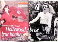 1994: JAMES DEAN_PIER ANGELI_DREW BARRYMORE_PAOLA de BELGIQUE_BORIS BECKER