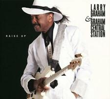 Larry Graham & Graham Central Station - Raise Up *CD *NEU*
