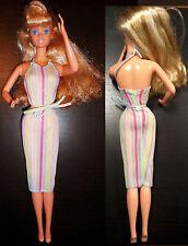 BARBIE SUPERSTAR 1979 Best Buys Fashion # 1354 versione chiara VESTITO VINTAGE