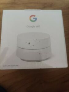 Google Nest AC1200 Dual-Band Wireless Router - White