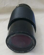 Vivitar Series 1 70-210mm 1:3.5 Macro Focusing Auto Zoom Len No 22635009 Vintage