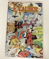 Marvel Comics Excalibur Special Edition The Sword Is Drawn NM+ Claremont...