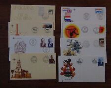 South Africa 9 x FDC 1952 1978 Satise Monument Vorster Murray Wine etc