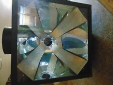 "GROWLITE OG REFLECTOR - HYDROPONIC AIR COOLED HOOD 8""  VERTICAL LAMP 56X56X35cm"
