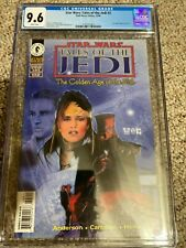 Star Wars:Tales of the Jedi - The Golden Age of the Sith #3 CGC 9.6