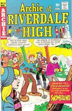 Archie At Riverdale High #23 Fine, Archie Comics 1975