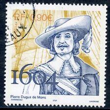 STAMP / TIMBRE FRANCE OBLITERE N° 3678  PIERRE DUGUA DE MONS