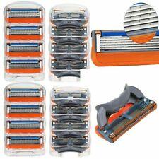 16Pcs for Gillette Fusion 5-Layer Mens Razor Blades Refills Shaver Men Care DE