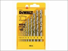 DEWALT - Extreme Metal Drill Bit Set of 10 1 - 10mm