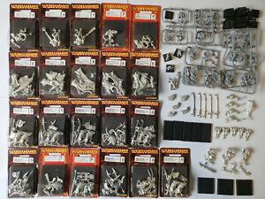 Multi-listing Lizardmen Seraphon NEW blisters/models metal Warhammer Fantasy OOP