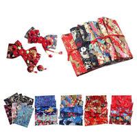 30 Stück Baumwolle Patchworks Stoffe Nähen Stoff Japanische Patches DIY