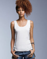 Regular Size Singlepack Sleeveless Tops & Shirts for Women