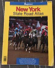 New York NY Hagstrom Map State Road Street Atlas 1995