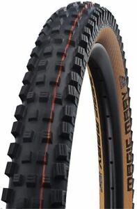 Schwalbe Bike Tyre MTB MAGIC MARY SUPER TRAIL TL FOLDING ADDIX Soft 26x2.35 Blac